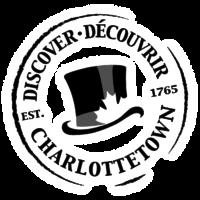 Discover Charlottetown Black & White