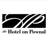 Hotel on Pownal Logo
