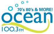 Ocean 100 logo