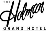 The Holman Grand logo