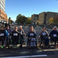 wheelchair start